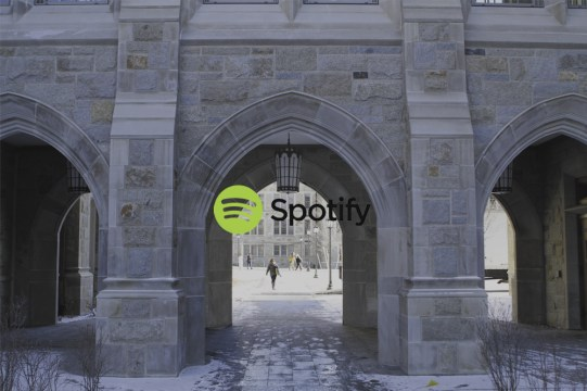 Boldly Following The Spotify Generation