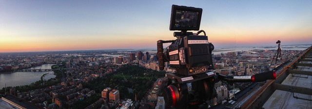 City Upon A Hill: The Story Behind Boston's Favorite Timelapse