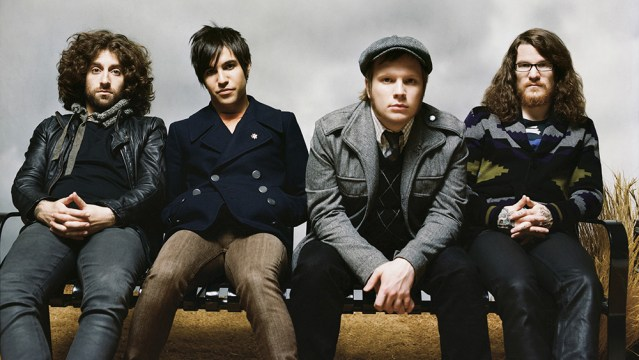 Fall Out Boy Somewhere Between Sophomore Slump And Comeback Of The Year