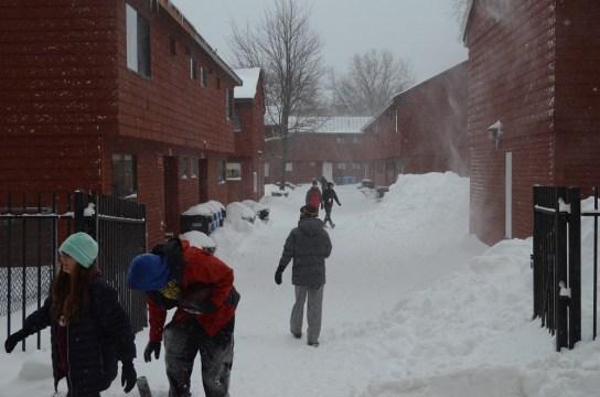 TU/TD: Less Snow, Please
