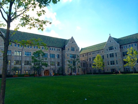 Beyond The Catchphrase Culture Of Boston College