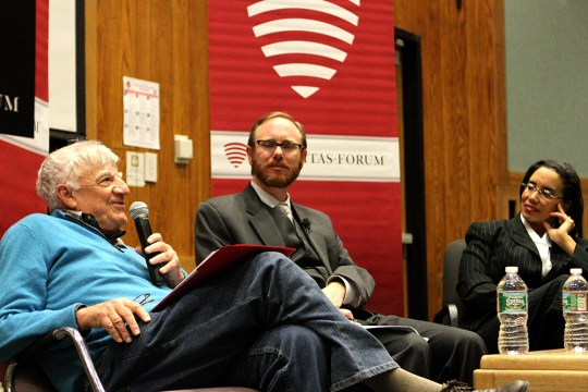 Forum Analyzes Motivation Behind Martin Luther King Jr.'s Words, Actions