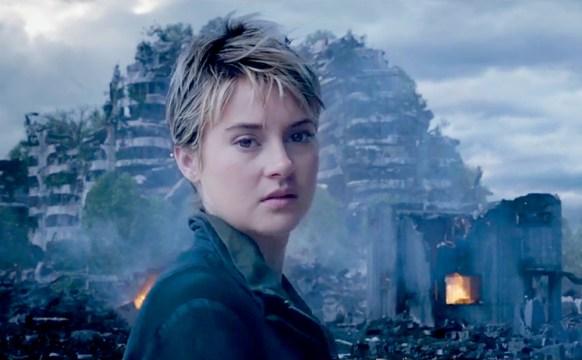 Shailene Woodley's Charm Can't Save Oppressive 'Insurgent'