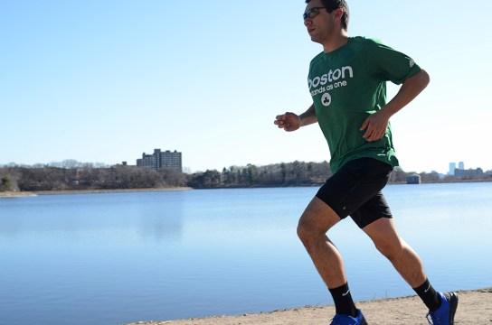 Ryan Reede Prepares To Run Marathon For Celtics Shamrock Foundation