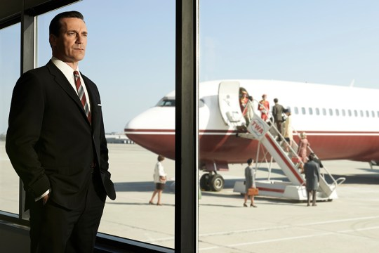 In Its Final Hours, 'Mad Men' Cycles Back To Don Draper