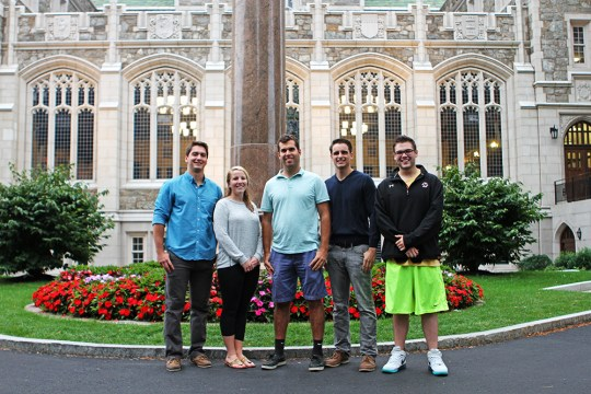 Student Business Consortium To Promote 'Learn By Doing' Philosophy At BC