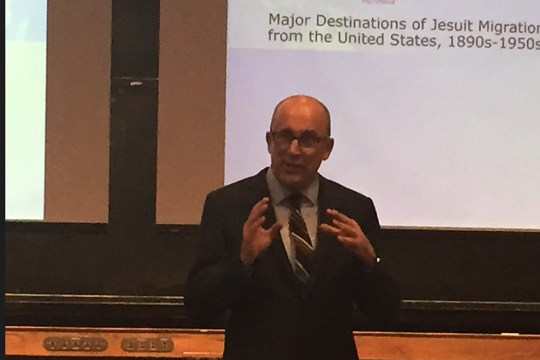 Notre Dame Dean: The Global Presence Of Jesuits
