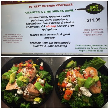 BC Dining's 'Test Kitchen' Stirs Up On-Campus Meal Options
