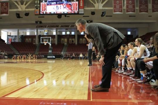 Rebounding and Turnovers Doom Women's Basketball Against Georgia Tech