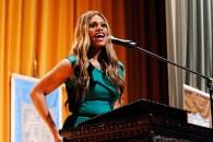Transgender actress Laverne Cox speaks at Tulane University