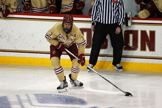 Previewing BC Hockey: What to Expect from UMass Lowell