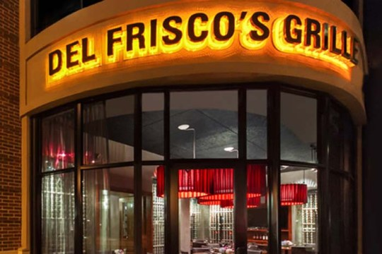 Del Frisco's Embraces the Cold for a Good Cause