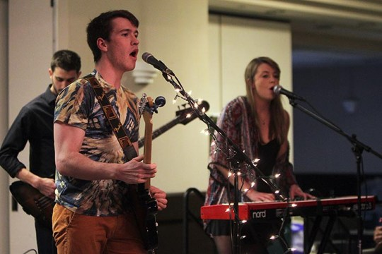 Bouncing Baselines, Indie Flair, and Bluesy Vocals Throw Down in Battle of the Bands