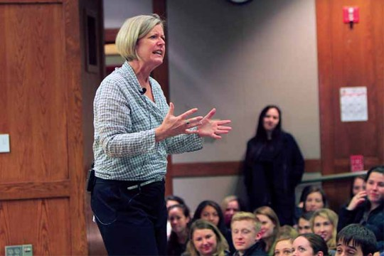 Upcoming: Cronin Will Speak On Making Perspectives Class Part of Daily Life