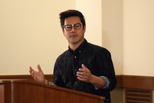 On Advancing Research, Google's Marvin Chow Talks Big Data