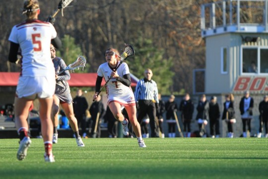 Lacrosse Falls to Florida in First Meeting Between the Two