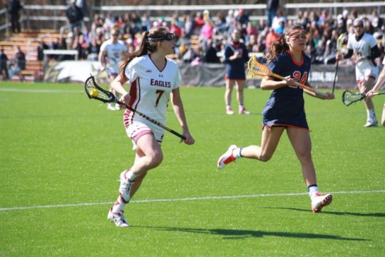 Eagles Bounced by Syracuse in ACC Tournament First Round
