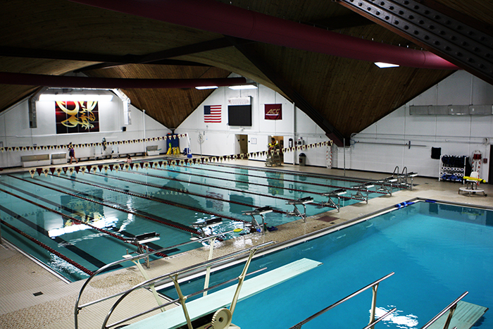 Swim and Dive Coach Concerned About Plans for New Pool, Future of Program
