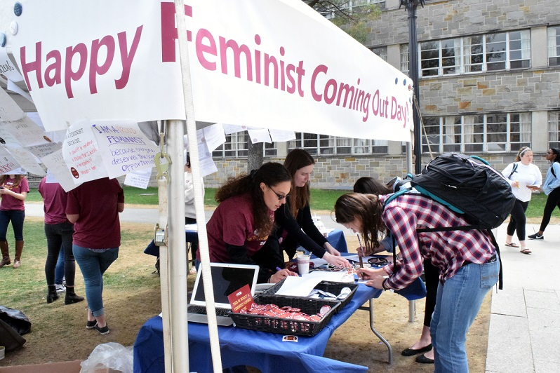 Feminist Coming Out Day Should Continue to Engage