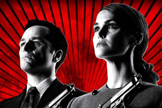 'The Americans' Spy-Games Uproot the White Picket Fence