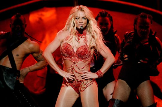 Spears Continues to Seduce, Serenade, and Solidify Pop Legacy in 'Glory'