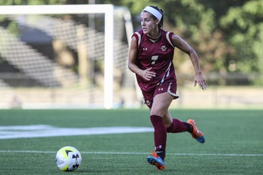 In Home Opener, Women's Soccer Ties With Arizona State