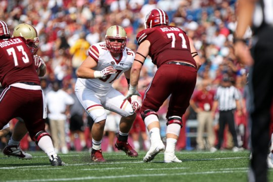 Boston College Looks to Hit Offensive Stride Against Buffalo