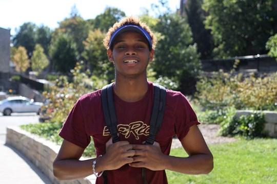 For Freshman Minaldy Cadet, Green Card Woes Mean no Financial Aid