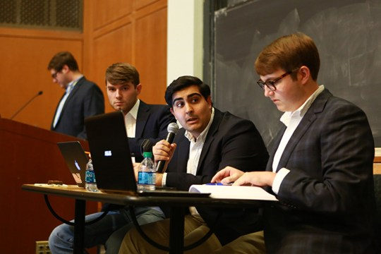 With One Month to Go, College Democrats and College Republicans Talk Upcoming Election