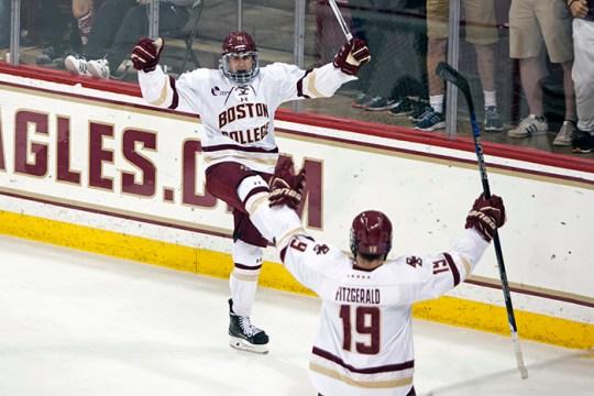 With Revitalized Special Teams, Men's Hockey Defeats Colorado College in Home Opener