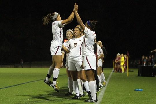 Women's Soccer Drops Tough Game to Virginia Tech in Double Overtime