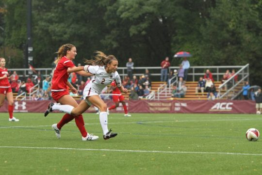 Walkling Carries NC State Past the Eagles