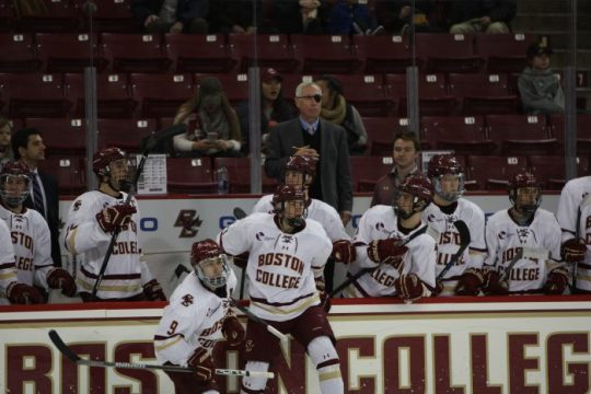 Previewing BC Hockey, 2016-17: What to Expect From Harvard