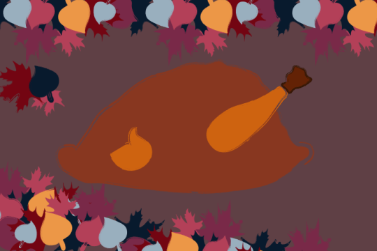 Happy Thanksgiving From the Editors