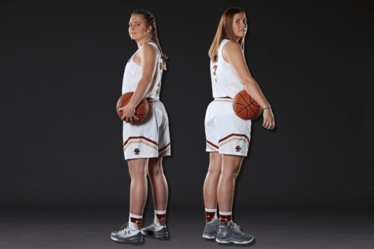 Thunder from Down Under: Australian Duo Look to Help the Eagles Conquer America