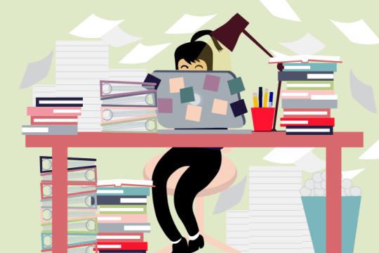 The Myth of a 'Balanced' College Life