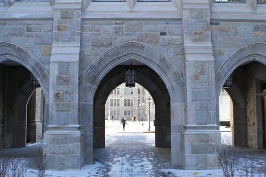For 750 Freshmen, an Interdisciplinary Education