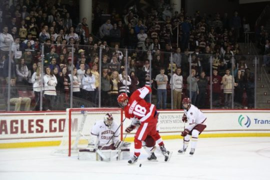 LTE: A Message to BC Hockey Fans From Jerry York
