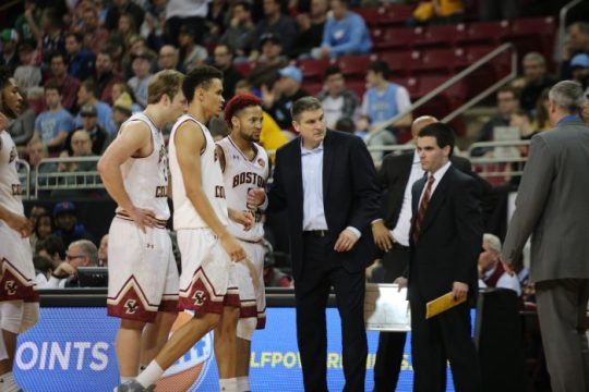 On Senior Day, BC Blows Another Halftime Lead Against Virginia Tech