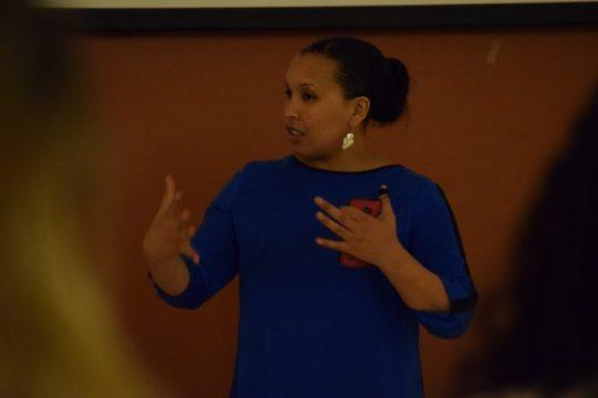 Black History Month Celebrations Close With Web Series Presentation