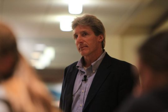 Brad Bates to Step Down as Boston College Director of Athletics