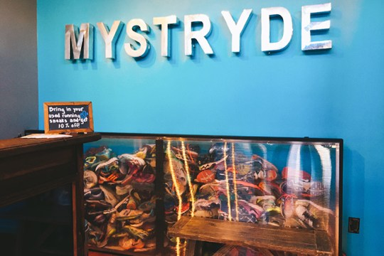 Hitting Your Stryde With North End Running Studio