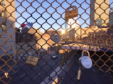 Boston's Love Locks and the Complicated Question of Copying