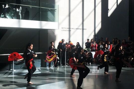 MFA Unites Cultures Through Lunar New Year Celebration