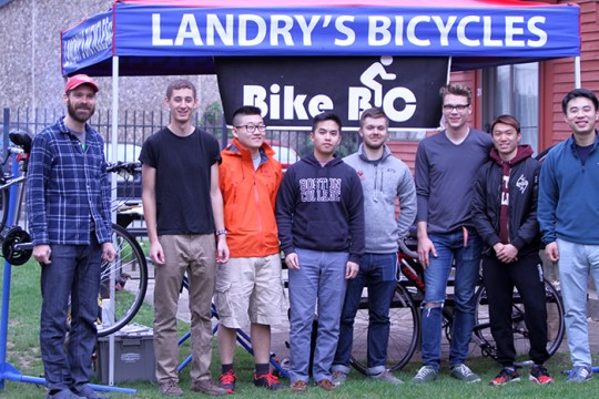 With New Legacy Grant, Bike BC Set to Double Number of Vehicles