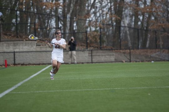 Despite Halftime Lead, Eagles Fall Short of Upset in Chapel Hill