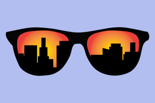 Seeing the City Through a Different Set of Eyes