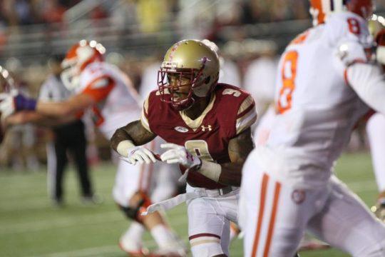Rams Pick Johnson, Bills Select Milano in NFL Draft