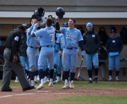 North Carolina Ends BC's Season With 10-Run Shutout