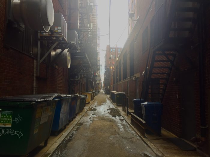 The Public Alley 439 Effect